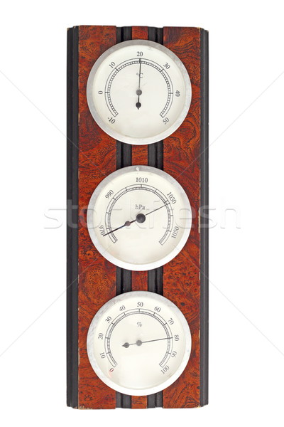 old instrument of measurement Stock photo © taviphoto