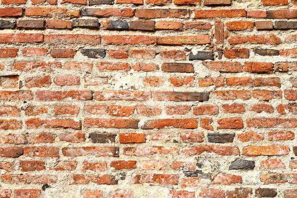 кирпичная стена текстуры готовый дома дизайна фон Сток-фото © taviphoto