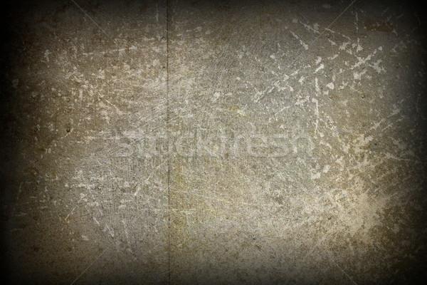 Vecchio superficie metallica interessante texture muro Foto d'archivio © taviphoto