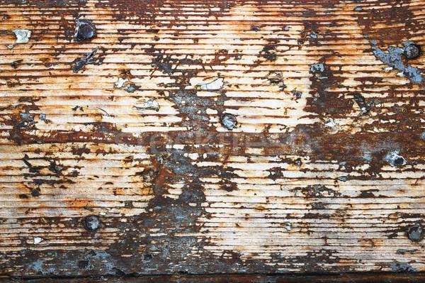 grungy old wood texture Stock photo © taviphoto