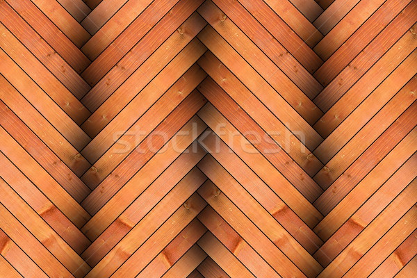 design of new wooden parquet tiles Stock photo © taviphoto