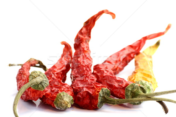 isolated hotpepper  Stock photo © taviphoto