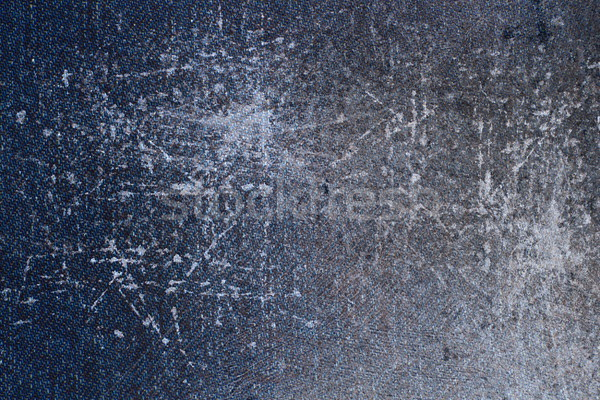 scratched abstract denim texture Stock photo © taviphoto
