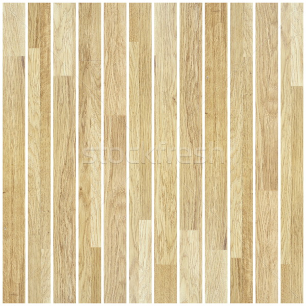 Stock photo: beige parquet made from planks
