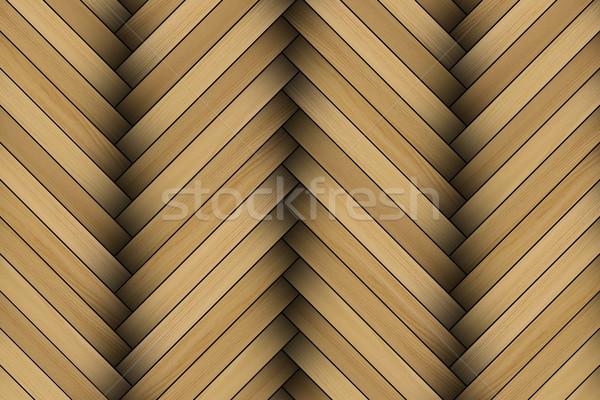 parquet texture Stock photo © taviphoto