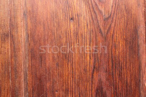 Enfeitar textura real superfície madeira Foto stock © taviphoto