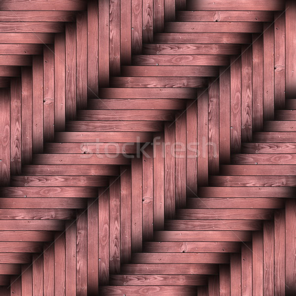 boards with vignette abstract parquet design Stock photo © taviphoto