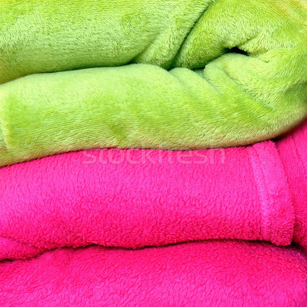 colorful towels detail Stock photo © taviphoto