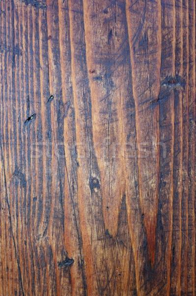 ancient spruce plank texture  Stock photo © taviphoto