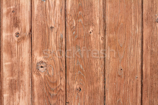 beige painted weathered spruce planks texture Stock photo © taviphoto