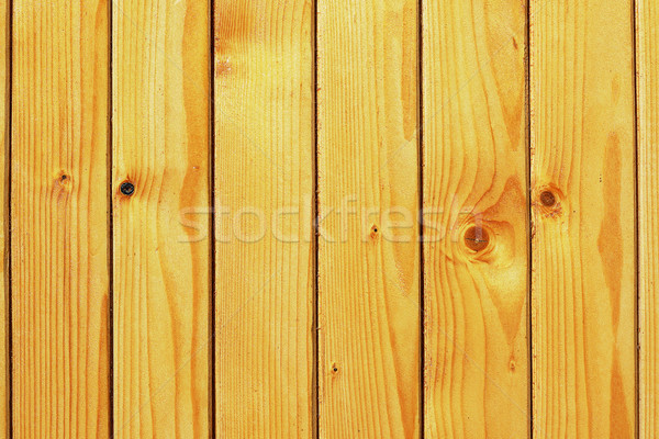 spruce plank texture on wall Stock photo © taviphoto