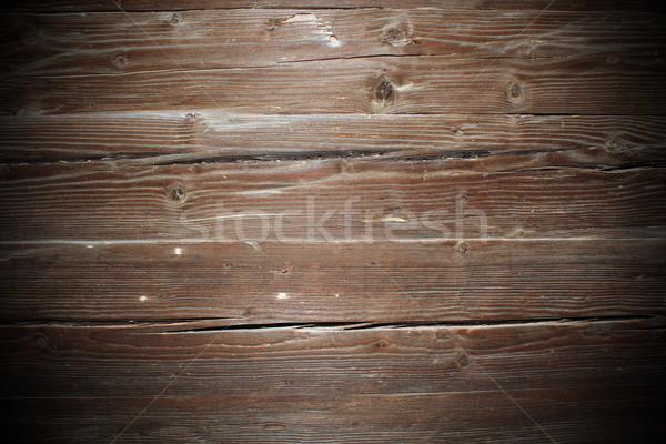 ősi fenyő fa textúra fa deszkák textúra Stock fotó © taviphoto