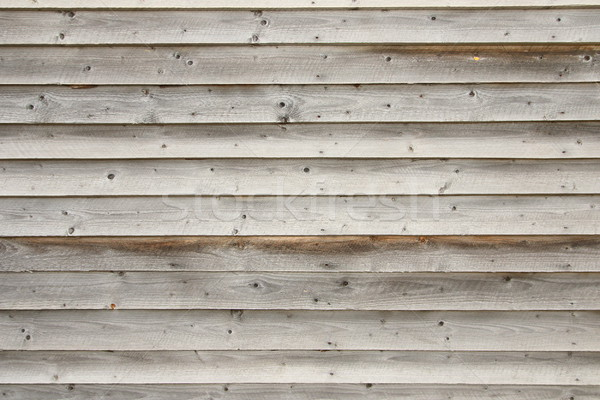 weathered fir natural planks Stock photo © taviphoto