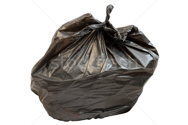 isolated garbage bag Stock photo © taviphoto