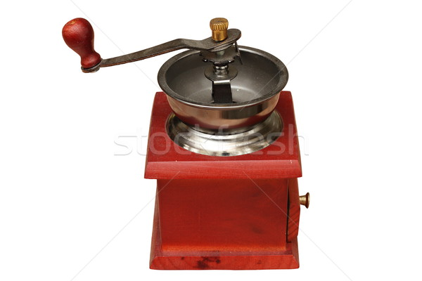 vintage coffee grinder Stock photo © taviphoto