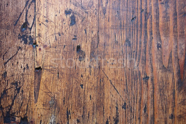 interesting texture of old wood surface Stock photo © taviphoto
