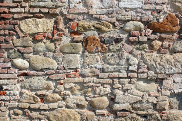 ancient stone wall Stock photo © taviphoto