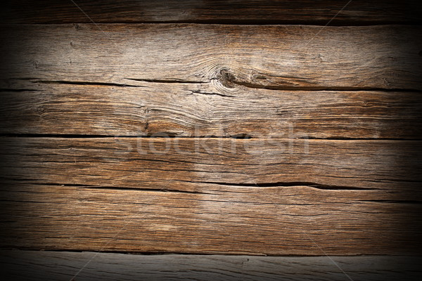 oak wood wall texture Stock photo © taviphoto