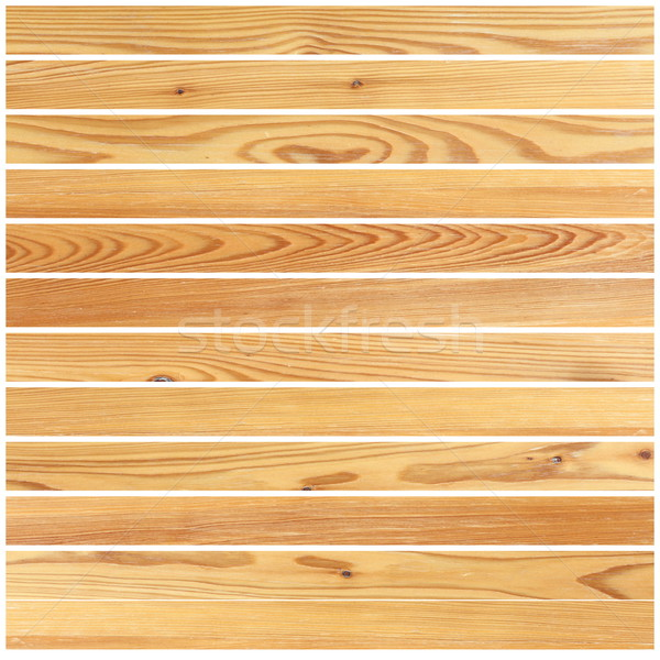 wooden boards forming parquet design Stock photo © taviphoto