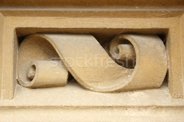 detail carved in stone Stock photo © taviphoto