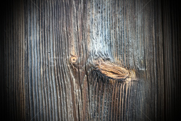old texture of knotted  wood  Stock photo © taviphoto
