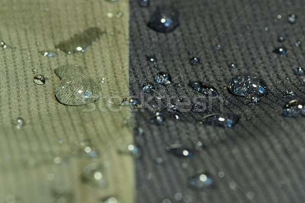 water repel textile material Stock photo © taviphoto