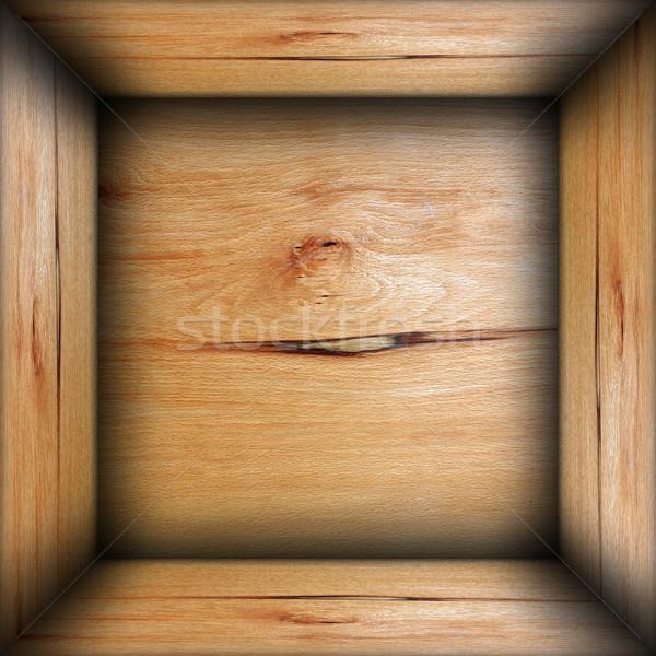 Streszczenie polu wnętrza drewna sklejka tekstury Zdjęcia stock © taviphoto