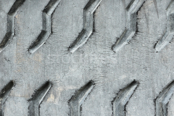 detail of old tire surface Stock photo © taviphoto