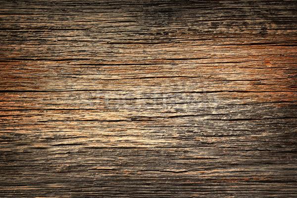 Effettivo rovere legno pronto tradizionale architettura Foto d'archivio © taviphoto