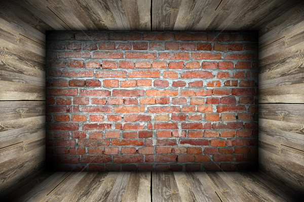perspective of indoor abstract backdrop Stock photo © taviphoto