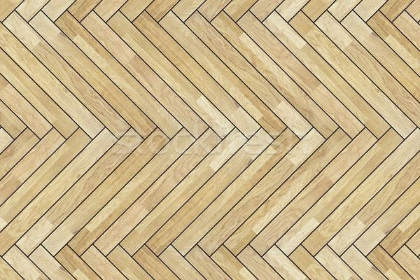 detail of laminated wood floor Stock photo © taviphoto
