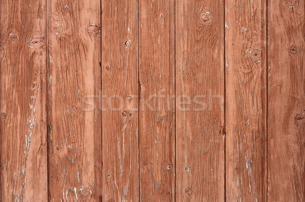 beige painted spruce planks texture Stock photo © taviphoto