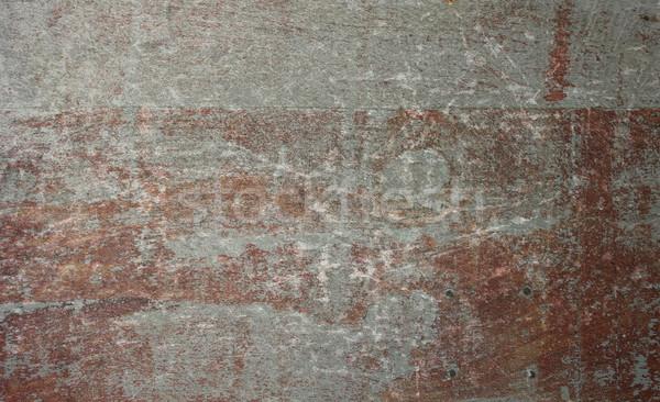 Endommagé bois planche résumé beaucoup Photo stock © taviphoto