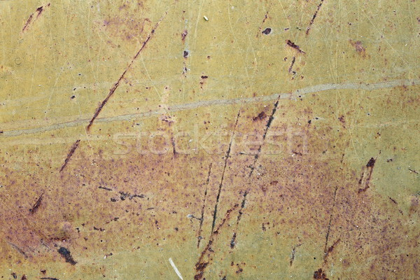 old metal scratched board Stock photo © taviphoto