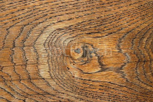 Részlet tölgy palánk igazi textúra fal Stock fotó © taviphoto