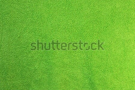 green towel textural surface Stock photo © taviphoto