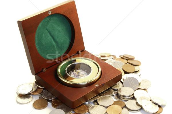 Searching financial way Stock photo © taviphoto