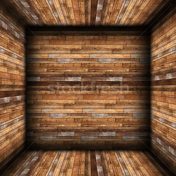 Mintázott belső háttér háromdimenziós üres természet Stock fotó © taviphoto