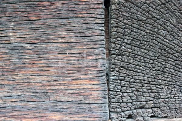реальный старые дуб текстура древесины готовый дизайна Сток-фото © taviphoto