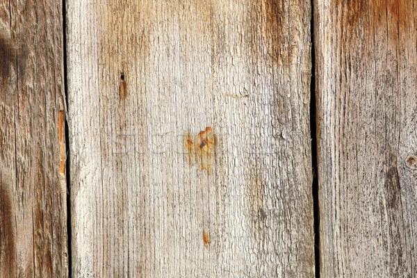 Vieux patiné sapin texture réel Photo stock © taviphoto
