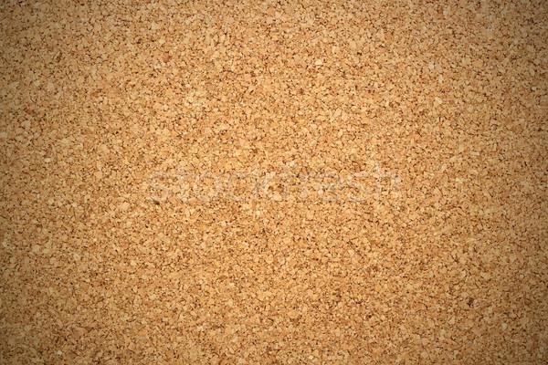 closeup of textured cork Stock photo © taviphoto