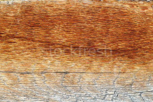 old reddish wooden plank texture Stock photo © taviphoto