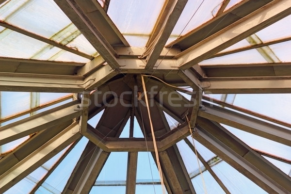 greenhouse structure Stock photo © taviphoto