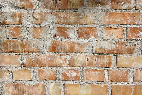 texture of real brick wall Stock photo © taviphoto