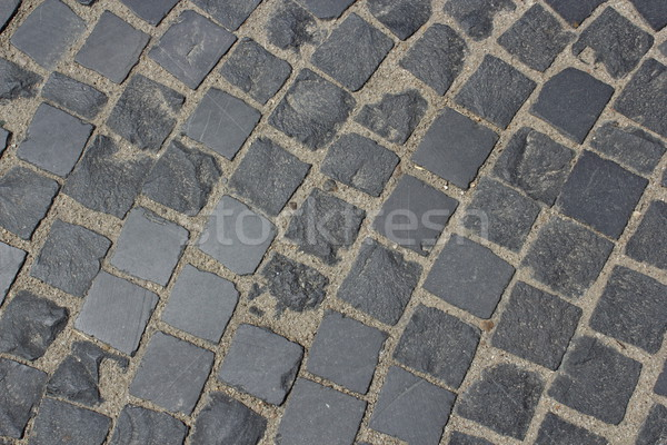 paved stone texture Stock photo © taviphoto