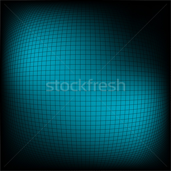 Abstract vector ontwerp Blauw grid Stockfoto © Tawng