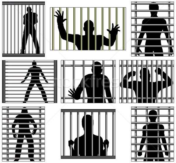 Incarcerated Stock photo © Tawng
