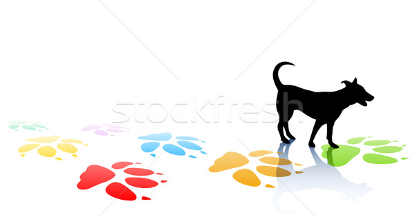Doggy Stock photo © Tawng