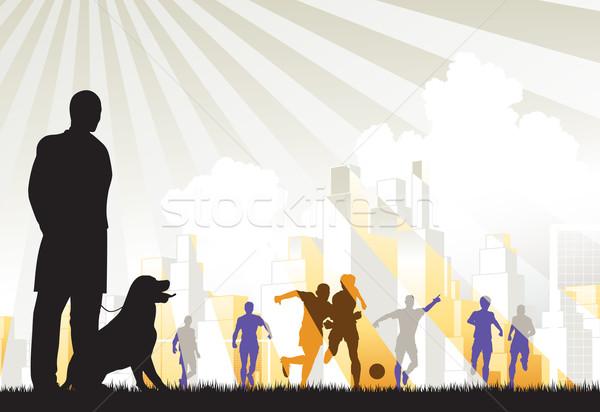 Spectator Stock photo © Tawng