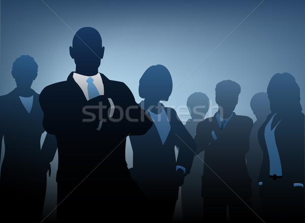 Business people Stock photo © Tawng